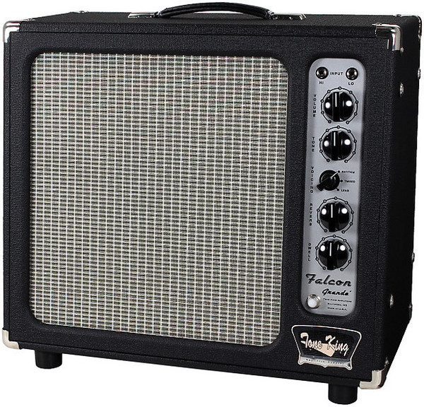 Tone King Amplifier Falcon Grande Combo (black)
