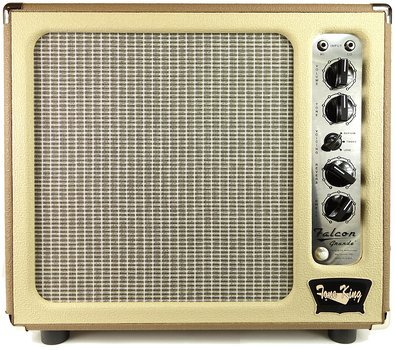Tone King Amplifier Falcon Grande Combo (brown)