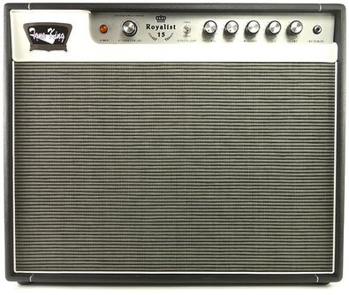 Tone King Amplifier Royalist 15 Combo
