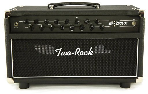 Two-Rock Amplification Bi-Onyx 50 - Head