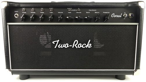 Two-Rock Amplification Coral 50W Head