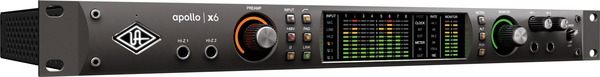 Universal Audio Apollo X6 (TB 3)