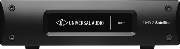 Universal Audio UAD-2 Satellite Thunderbolt Octo Core DSP Accelerators