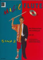 Universal Edition Magic Flute Vol 2 Gisler-Haase Barbara / Flötenschule von Anfang an Songbooks for Flute