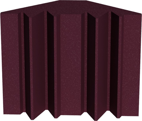 Universal acoustics Mercury Bass Trap 300 mm (burgundy) Bass Traps