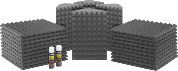 Universal acoustics Saturn 3 (charcoal) Acoustic Treatment Kits