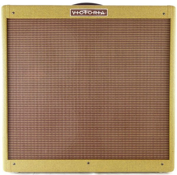 Victoria Amplifier 45410 (tweed)