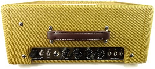 Victoria Amplifier Trem Deluxe 1x10 Combo (tweed)