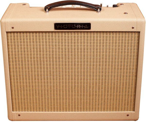 Victoria Amplifier Vicky Verb Jr. 1x12 Combo (Fawn Tolex)