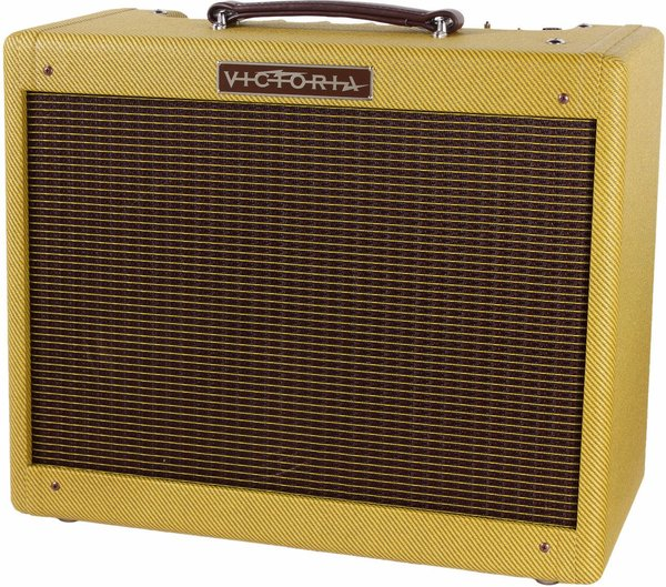 Victoria Amplifier Vicky Verb Jr. 1x12 Combo (Tweed)