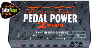 VoodooLab Dingbat Pedalboard Power Package (2-Plus - small)