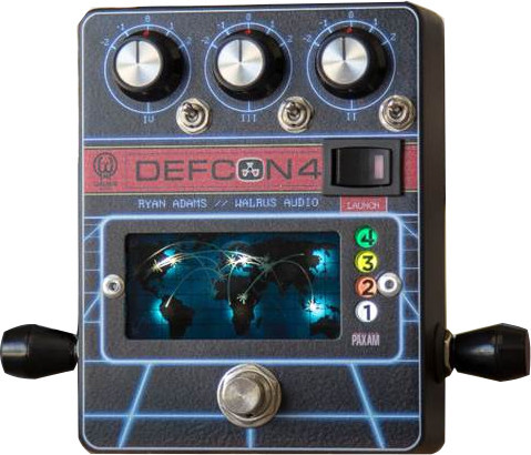 Walrus Audio DEFCON4 Preamp // EQ // Boost