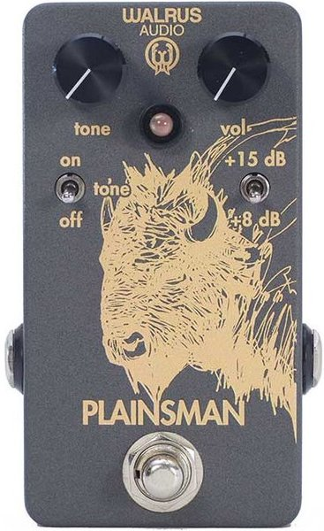 Walrus Audio Plainsman Clean Boost Plainsman Boost