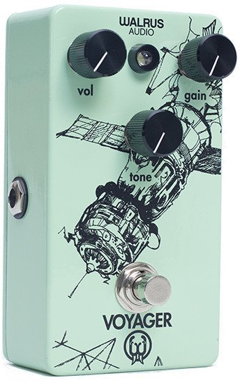 Walrus Audio Voyager Preamp/Overdrive