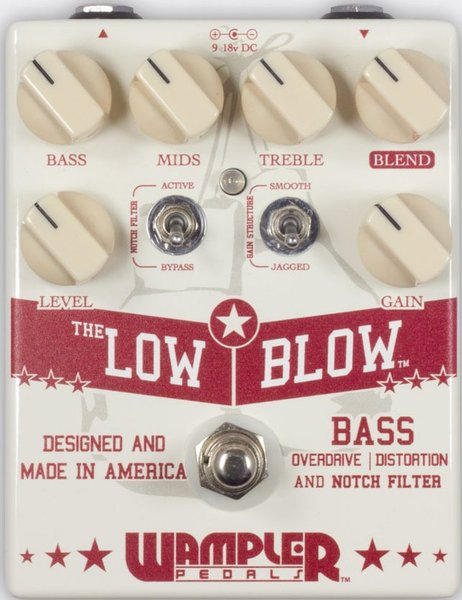 Wampler Pedals Low Blow