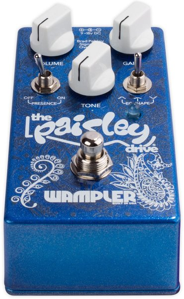 Wampler Pedals Paisley Drive