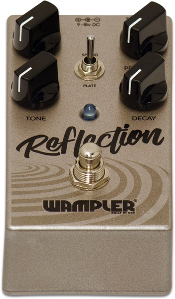 Wampler Pedals Reflection