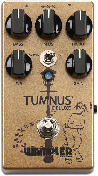 Wampler Pedals Tumnus Deluxe (overdrive)