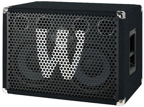 Warwick WCA 211 Pro / Small Sized Extension Cab Bass Cabinets 2x10""