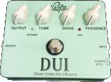 Whitfill Custom Guitars DUI Overdrive