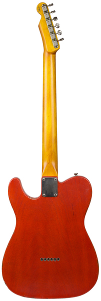 Whitfill Custom Guitars Relic'd T-Style P90 RW (custom red/light relic)