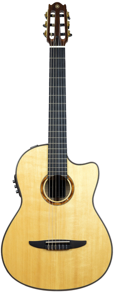 Yamaha NCX2000R Demo stock (Natural) 4 / 4 Guitarra Clásica
