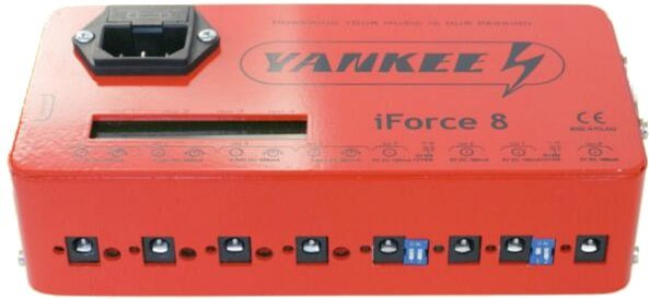 Yankee iForce 8 Power Supply Yankee iForce 8 Power Supply