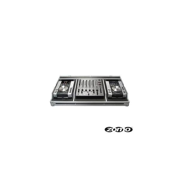 Zomo Set 200 / Flightcase 2xCDJ-200 + DJM