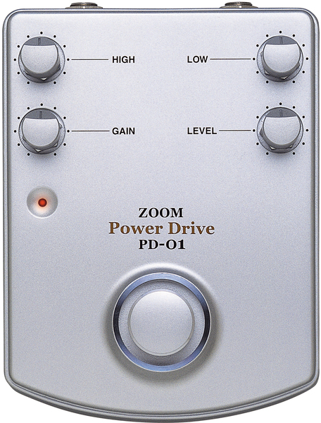 Zoom PD-01 / Power Drive Distortion Pedals