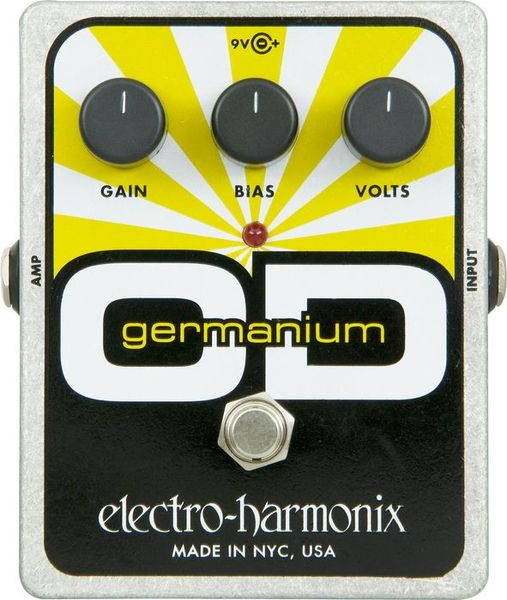 electro-harmonix Germanium OD Germanium Overdrive