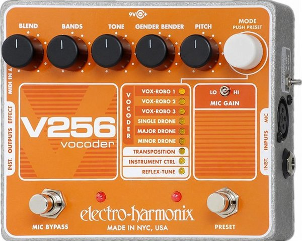 electro-harmonix V256 Voice Effects & Processors