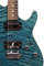 Grosh Guitars TurboJet Grosh TurboJet Trans Aqua Blue (trans aqua blue)