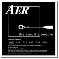 AER .012 - .054 Acoustic Strings
