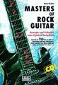 AMA Masters of Rock Guitar / Peter Fischer (incl. CD)