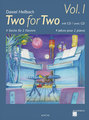 Acanthus Two for Two Vol 2 Hellbach Daniel Songbuch Klavier