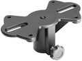 Adam Hall SPS 57 / Mounting flange for Speakers (black)