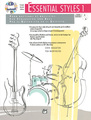 Alfred Essential Styles for the Drummer & Bassist, Book 1 (EB/Schlz.)