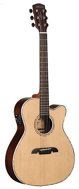 Alvarez Guitars MFA70CE (natural)