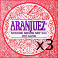 Aranjuez A 201 Set (Light Tension)