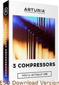 Arturia 3 Compressors ESD / You'll actually use (download version)