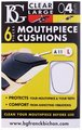 BG France A-11 L Mouth piece cushion (clear)