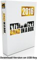 Band in a Box Band-in-a-Box pro 2016 MAC Version (USB Stick w License Key)