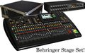 Behringer X32 Stage Set