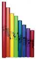 Boomwhackers Diatonisches Set C-C BW-DG
