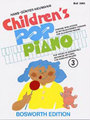 Bosworth Children's Pop Piano Vol 3 Heumann Hans-Günter Songbücher für Klavier & Keyboard
