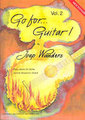 Broekmans Go for Guitar Vol 2 Wanders Joep (incl. CD)