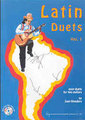 Broekmans Latin Duets Vol 1 Wanders Joep Songbooks for Electric Guitar