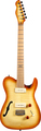 Chapman Guitars ML3 Pro Traditional Semi-Hollow (vintage honey burst)