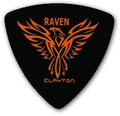 Clayton Black Raven Triangle 0.80mm (12 pieces)