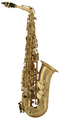 Conn AS-650 / Student Alto Saxophone (gold lacquered finish)